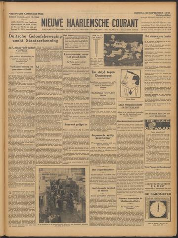 Nieuwe Haarlemsche Courant 1934-09-30