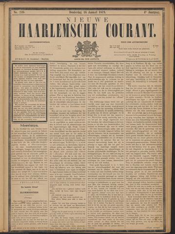 Nieuwe Haarlemsche Courant 1879-01-16