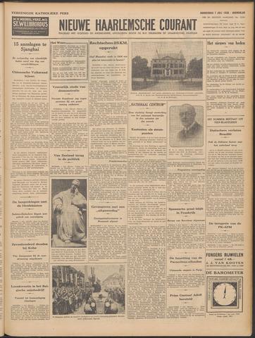 Nieuwe Haarlemsche Courant 1938-07-07