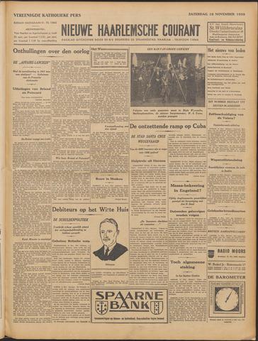 Nieuwe Haarlemsche Courant 1932-11-12