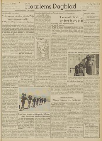Haarlem's Dagblad 1947-07-16
