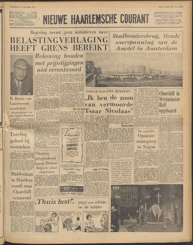 Nieuwe Haarlemsche Courant 1965-01-27