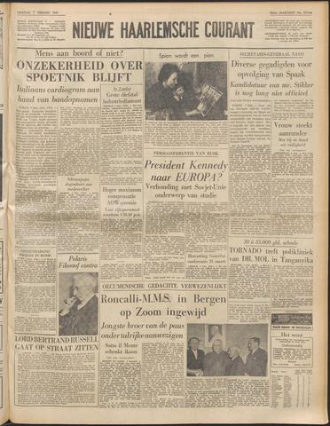 Nieuwe Haarlemsche Courant 1961-02-07