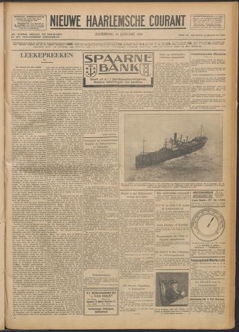 Nieuwe Haarlemsche Courant 1929-01-19