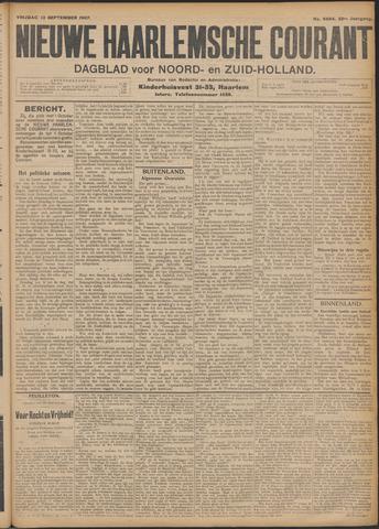 Nieuwe Haarlemsche Courant 1907-09-13