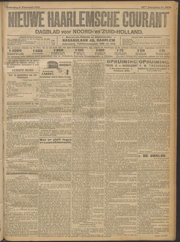 Nieuwe Haarlemsche Courant 1916-02-05