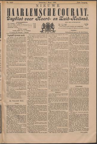 Nieuwe Haarlemsche Courant 1900-03-01
