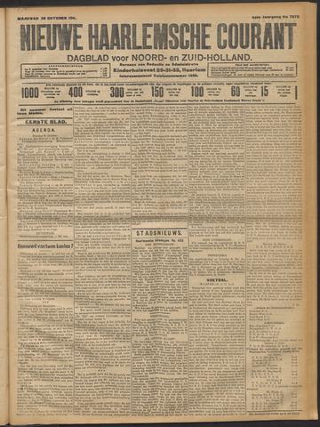 Nieuwe Haarlemsche Courant 1911-10-30
