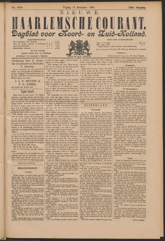 Nieuwe Haarlemsche Courant 1898-11-18