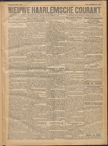 Nieuwe Haarlemsche Courant 1920-04-02