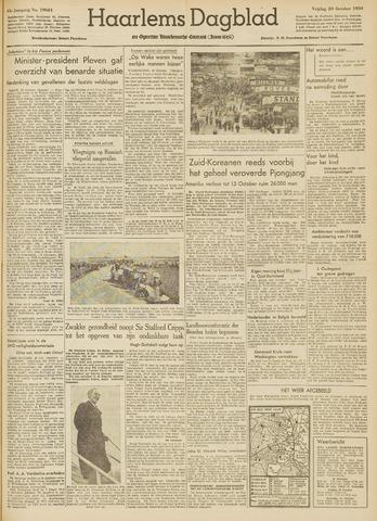 Haarlem's Dagblad 1950-10-20