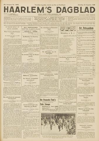 Haarlem's Dagblad 1935-08-24