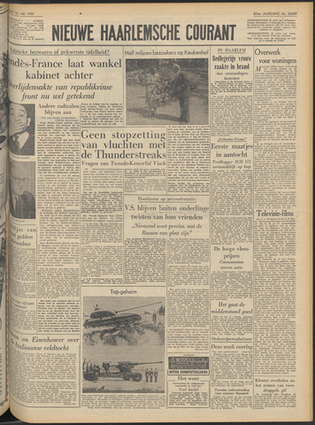 Nieuwe Haarlemsche Courant 1956-05-24