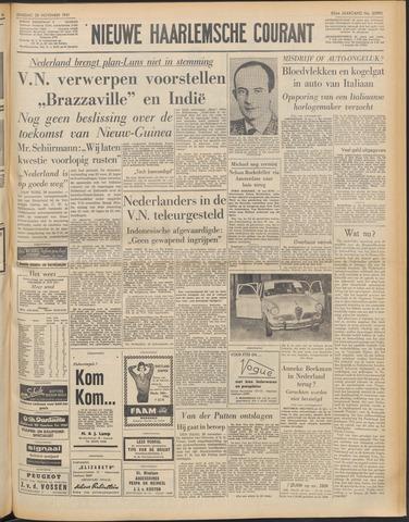 Nieuwe Haarlemsche Courant 1961-11-28