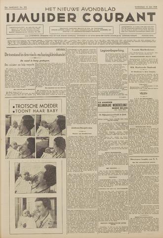 IJmuider Courant 1938-07-13