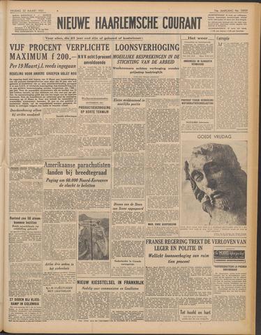 Nieuwe Haarlemsche Courant 1951-03-23