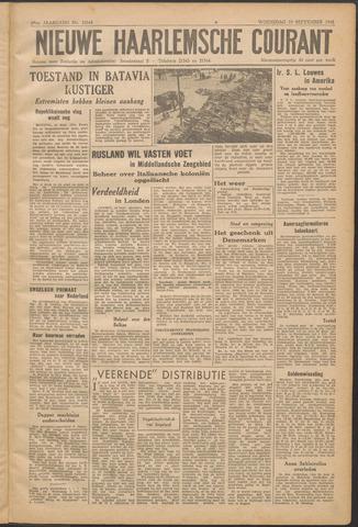 Nieuwe Haarlemsche Courant 1945-09-19