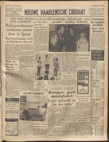 Nieuwe Haarlemsche Courant 1964-02-03