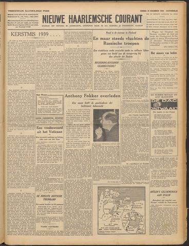 Nieuwe Haarlemsche Courant 1939-12-24