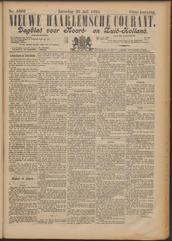 Nieuwe Haarlemsche Courant 1905-07-29