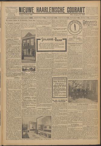 Nieuwe Haarlemsche Courant 1925-01-09