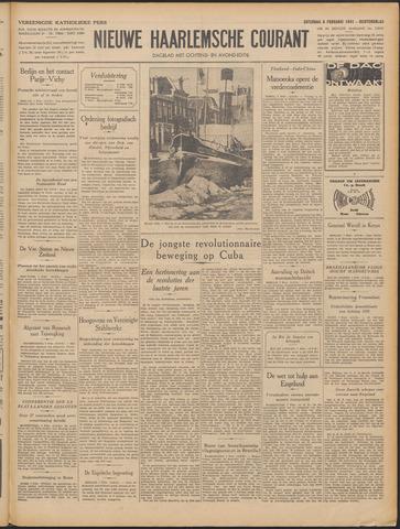 Nieuwe Haarlemsche Courant 1941-02-08
