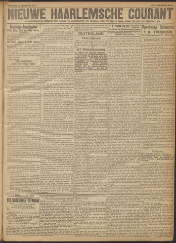 Nieuwe Haarlemsche Courant 1918-02-12
