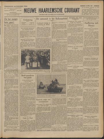 Nieuwe Haarlemsche Courant 1941-04-16