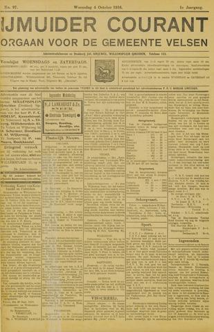 IJmuider Courant 1916-10-04