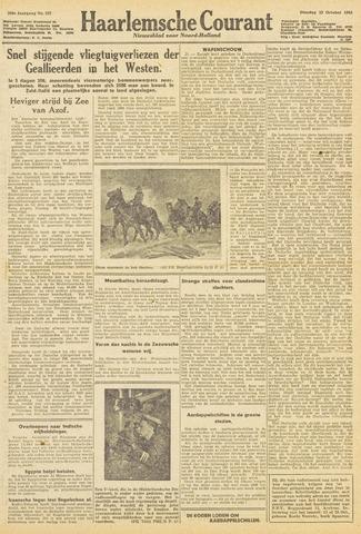 Haarlemsche Courant 1943-10-12