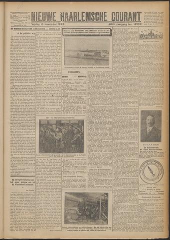 Nieuwe Haarlemsche Courant 1923-11-16