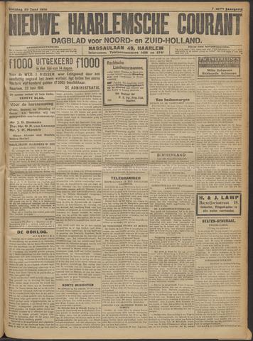 Nieuwe Haarlemsche Courant 1916-06-23