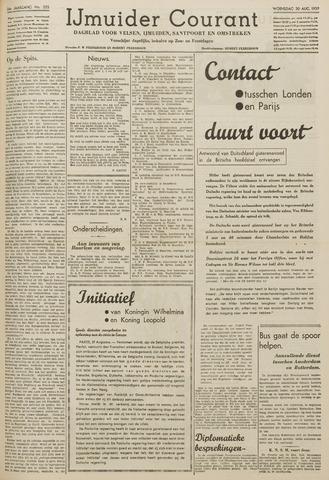 IJmuider Courant 1939-08-30
