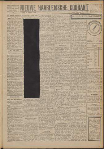 Nieuwe Haarlemsche Courant 1924-01-25