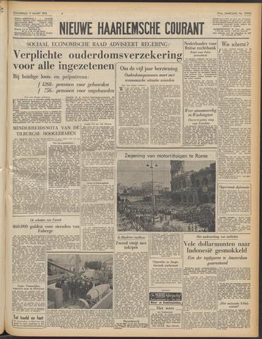 Nieuwe Haarlemsche Courant 1954-03-11