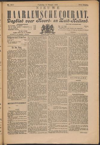 Nieuwe Haarlemsche Courant 1902-02-13