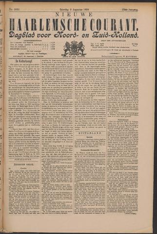 Nieuwe Haarlemsche Courant 1898-08-06