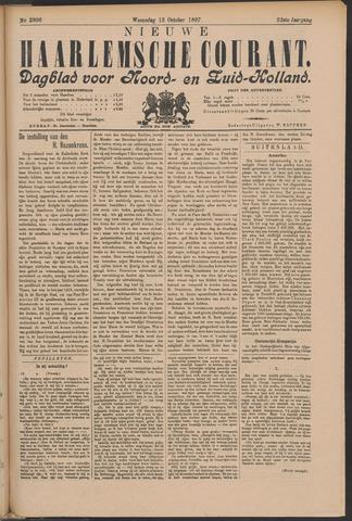 Nieuwe Haarlemsche Courant 1897-10-13