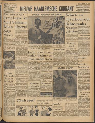 Nieuwe Haarlemsche Courant 1964-08-25