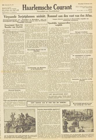 Haarlemsche Courant 1943-02-24