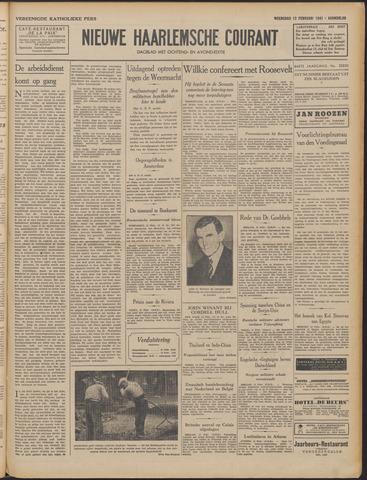 Nieuwe Haarlemsche Courant 1941-02-12