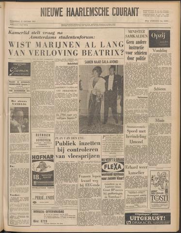 Nieuwe Haarlemsche Courant 1965-10-21