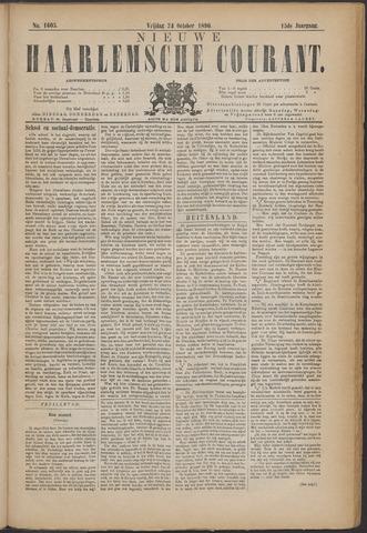 Nieuwe Haarlemsche Courant 1890-10-24