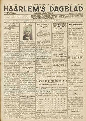 Haarlem's Dagblad 1935-09-02