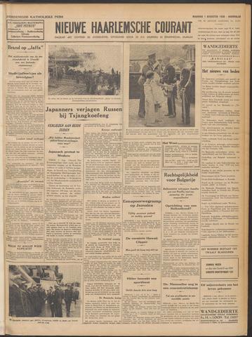 Nieuwe Haarlemsche Courant 1938-08-01