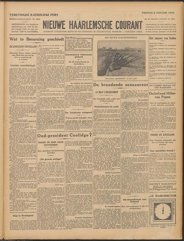 Nieuwe Haarlemsche Courant 1933-01-06