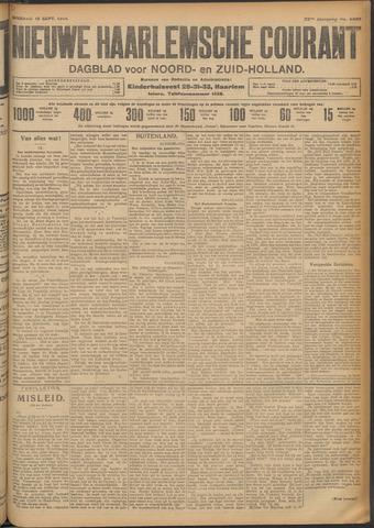 Nieuwe Haarlemsche Courant 1908-09-15