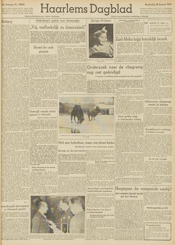 Haarlem's Dagblad 1947-01-30