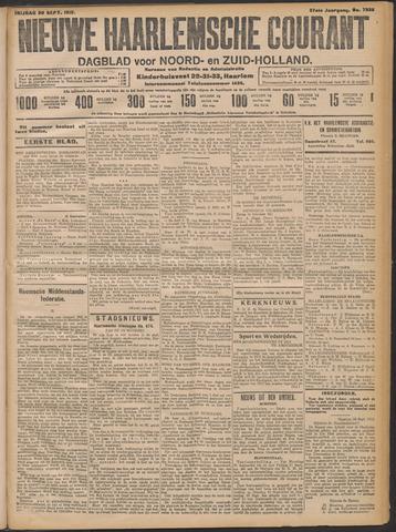 Nieuwe Haarlemsche Courant 1912-09-20