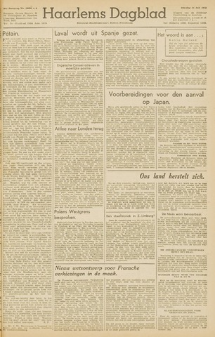 Haarlem's Dagblad 1945-07-31